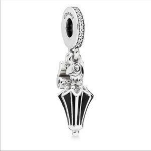 Authentic Pandora Mary Poppins Umbrella Charm